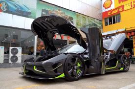 超跑体验:4700万的科尼赛克,尾翼值一辆911,全球限量