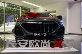 6.99万元起,长安欧尚X5正式上市,终端成交率高达50%!