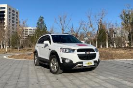 最便宜的4驱7座合资SUV,通用6AT真的不靠谱吗?