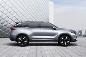 纯粹致美空间SUV BEIJING-X7上市,10.49万元