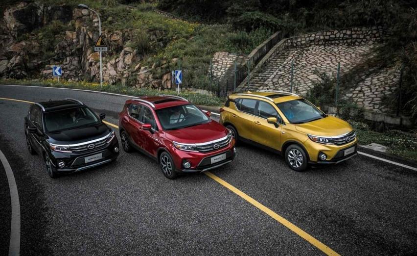 7.68万起售,传祺GS3以性价比取胜,打造小型SUV新潮流