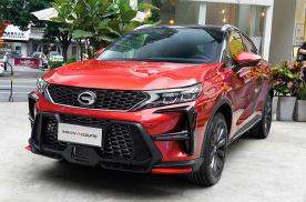 传祺推出COUPE新车,售13.68万元起