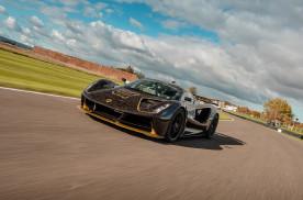 破百不足3秒 Lotus Evija电动超跑将古德伍德节首发
