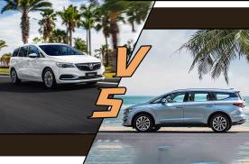 采购年货的多功能车上线,新款GL6和嘉际该选谁?