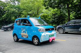 阿里动物园跨界联动 宏光MINIEV竟成配送车?