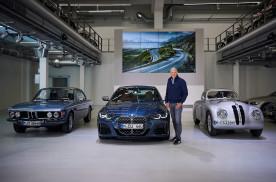 个性更加鲜明 驾驶乐趣更加纯粹 全新BMW 4系双门轿跑全球