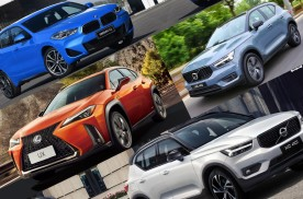 豪华紧凑型SUV雷克萨斯UX、宝马X2怎么选?