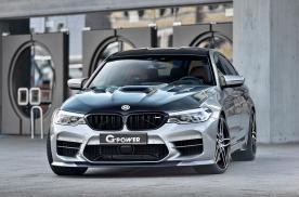 马力高达900匹,售价近两百万,这款改装M5能有性价比?
