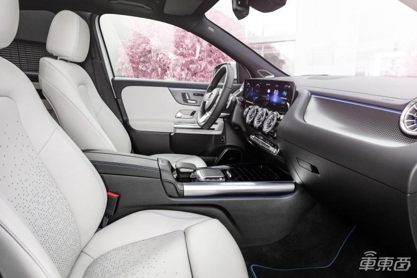 奔驰EQA全球首发:首款车型续航不足500公里,能叫板特斯拉吗?