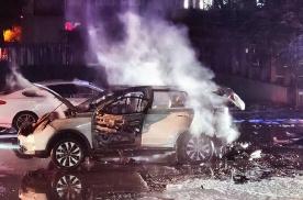 途锐PHEV即将上市,威马汽车运营车辆起火