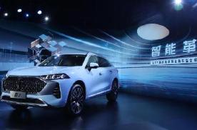 重新定义智能汽车,WEY品牌诞生新物种剑指未来出行!