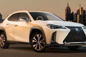 基于丰田雅力士Cross 雷克萨斯或推全新入门SUV