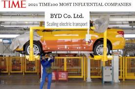 上升16位!比亚迪在BrandZ榜单中成为汽车品牌Top1