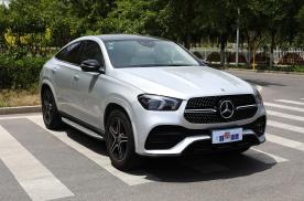 售价78.88万起,搭载2.5T+9AT,奔驰GLE轿跑SUV亮点解析