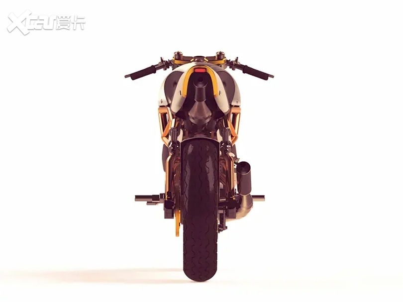 《【华宇注册首页】24K镀金车架 售价高达3万英镑 这台二冲程摩托能上路》