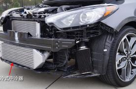 涡轮增压发动机为什么要装中冷器?