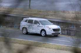 新车 | 或2022年亮相 下一代本田CR-V谍照首次曝光