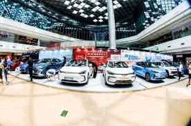满电待发 共享激擎 2021北京市新能源汽车购车节开幕