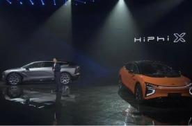 高合HiPhi X上市, 售价68-80万,这么贵卖给谁?