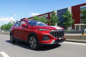 这辆SUV有同级最凶猛的颜值、动力和最好玩的车机,试长安欧尚X5