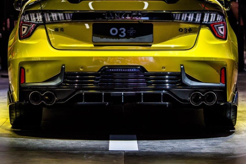 首推国产性能车,领克03+能给你多少惊喜?