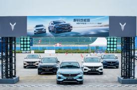 岚图FREE启动全国试驾 带来性能级电动SUV新体验