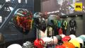 国产网红头盔怎么样?头盔认证标准有什么不同?——重庆摩博会