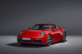 全新911 Targa粤港澳大湾区车展首秀