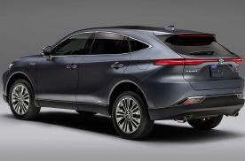 丰田又一款SUV将引入国内,外观很运动,买不起RX就买它