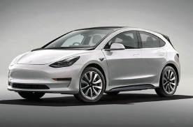 售价远低于Model 3 特斯拉全新电动车渲染图曝光