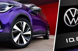 大众将推出中大型纯电SUV ID.8