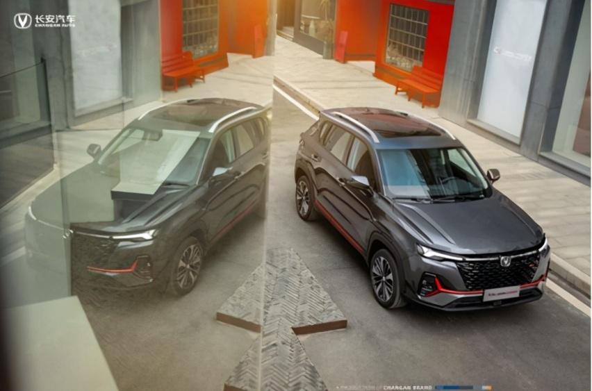 小型SUV黑马再进化,全新CS35PLUS即将焕新上市
