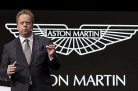 每天车闻:阿斯顿·马丁CEO或将离任,蜂巢能源电池获国际认证