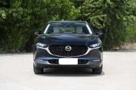 同为紧凑型SUV,马自达已经有CX-4和CX-5了