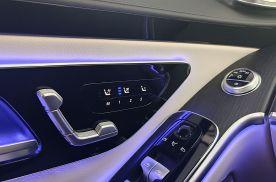 广州深圳2021款奔驰S400L商务型改装通风座椅香氛负离子