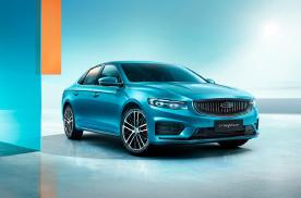 吉利PREFACE将于北京车展开启预售 竞争对手瞄准思域