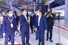 【乐阳说车】市委书记、市长莅临武汉车展 为东风Honda助力