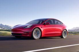 Model3迎来全面升级,速度更快,续航更远