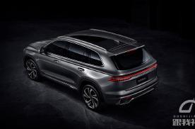 吉利KX11定名星越L,紧凑型SUV将冲击更大细分市场