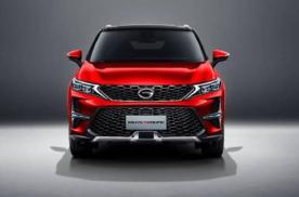 广汽传祺轿跑SUV GS4 COUPE上市 基于GPMA打造