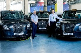 伦敦出租车,为什么一定是黑色大盒子?