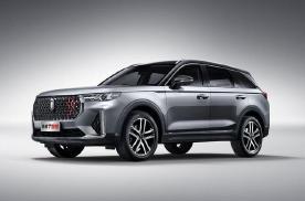 全新中大型SUV推荐 一汽奔腾-奔腾T99 S