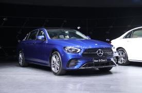 全新家族式设计 配置升级 新款奔驰E级上市售43.99万元起
