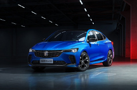 运动轿车市场再迎新将,别克威朗Pro亮相上海车展