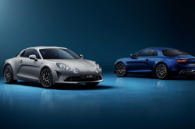 Alpine A110特别版官图发布 限量发售300台