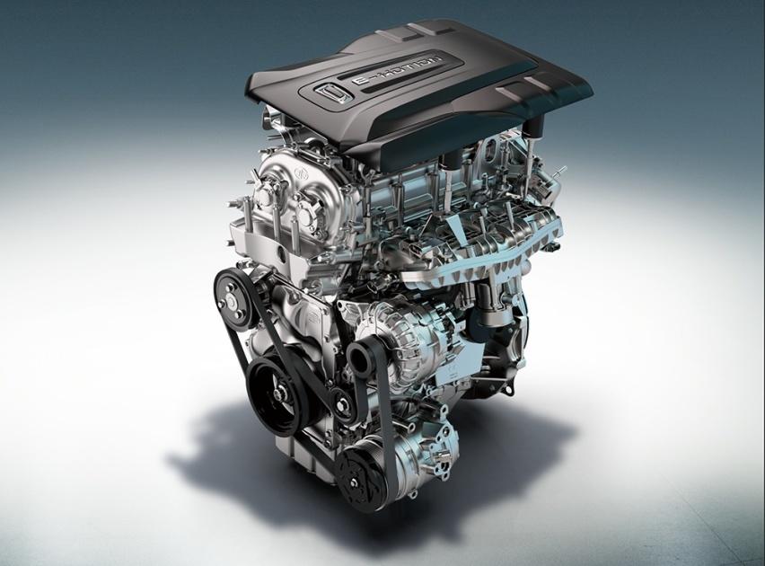 奔腾T77 PRO发动机 高动力 低油耗 低NVH