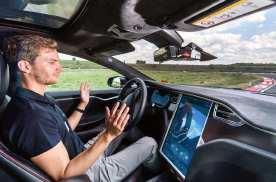 将智能驾驶上升到战略高度,能解决中国车市的增长乏力么?