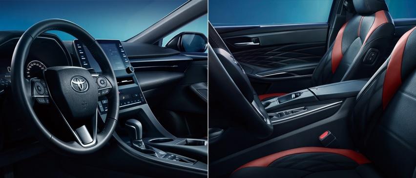 起亚凯酷K5对比丰田亚洲龙,同价位其中一款扭矩竟高150Nm