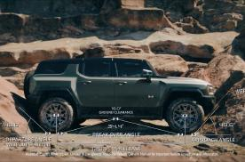 SUV版悍马EV发布:除了稍弱的动力,它还有哪些特色?