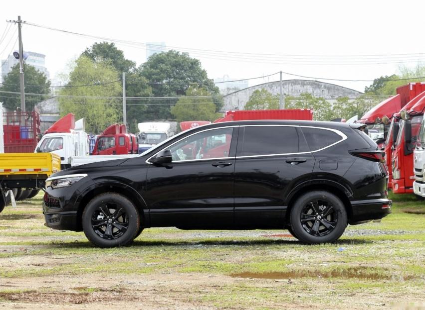 日系SUV的王牌对决!本田皓影对比丰田威兰达该选谁?